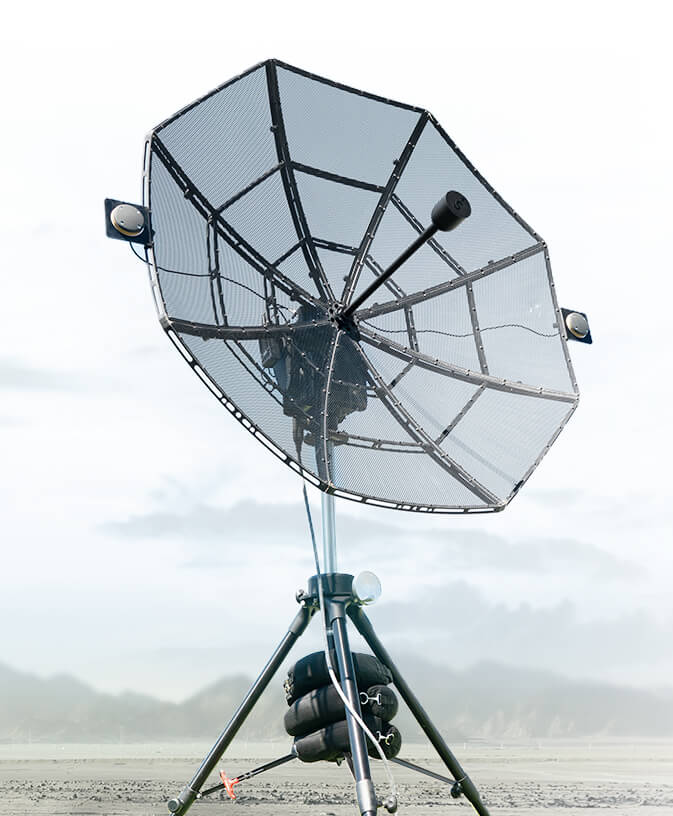Auto-Tracking Antenna System - Persistent Systems : Wave Relay